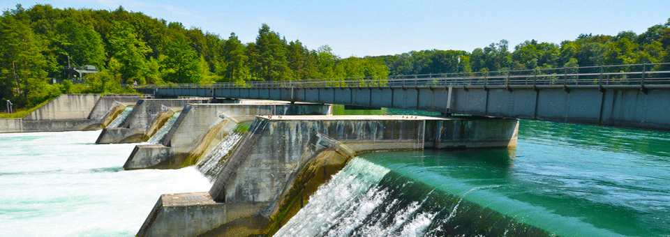 Water power to energy
