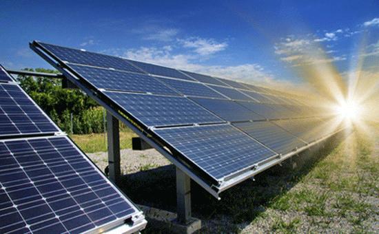 Solar power to energy